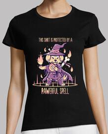 chemise est protégée par un sortilège - femme