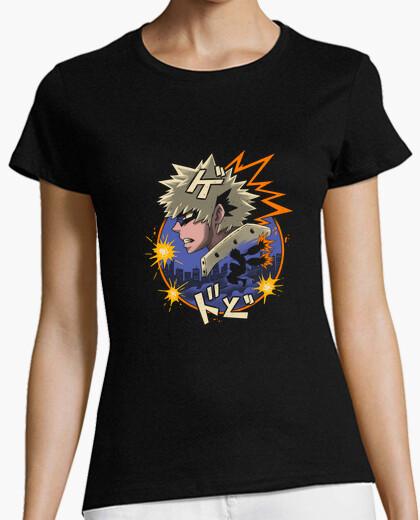 Chemise Shirt Explosive 1953946 Tee Womens Excentrique LVGqpSUzM