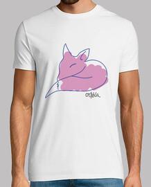 chemise fantastink renard rose