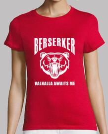 chemise fille berserker