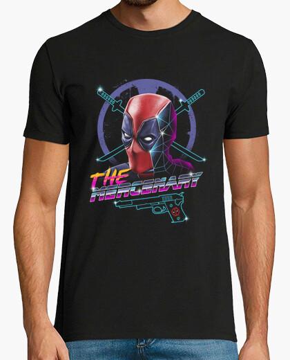 Tee-shirt chemise mercenaire rad