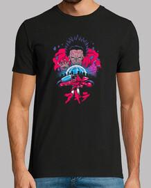 chemise néo dystopian tokyo homme