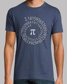 chemise numéro pi