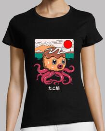 chemise octakoyaki femme