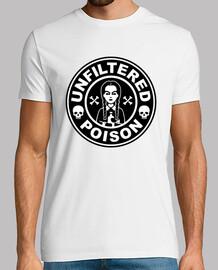chemise poison fraîchement infusée mens