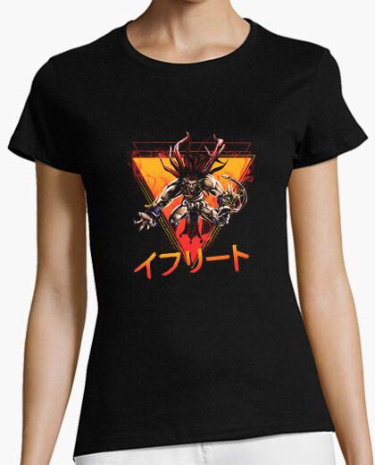 528252a5563a1 Tee-shirt chemise rad ifrit femmes - 1867073 | Tostadora.fr