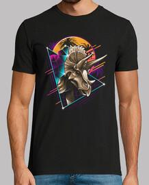 chemise rad triceratops homme