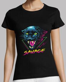 chemise sauvage femme