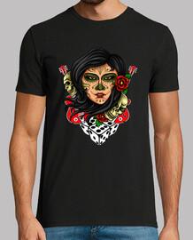 chemise tatouages rockabilly rock musique rétro
