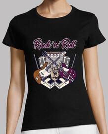 chemise vintage rock rétro des années 70 80 90 90