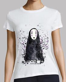 chemise visage féminin chihiro