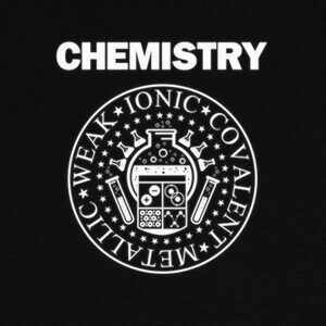 Chemistry Rocks T-shirts