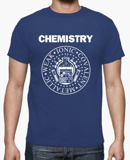 Chemistry rocks t-shirt