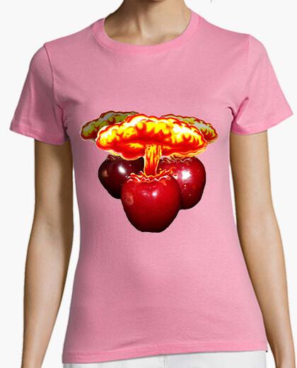 Camiseta Cherry Bomb de The Runaways (Chica)
