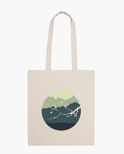 Cherry tree bag