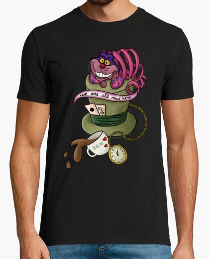 T-shirt cheshire cat