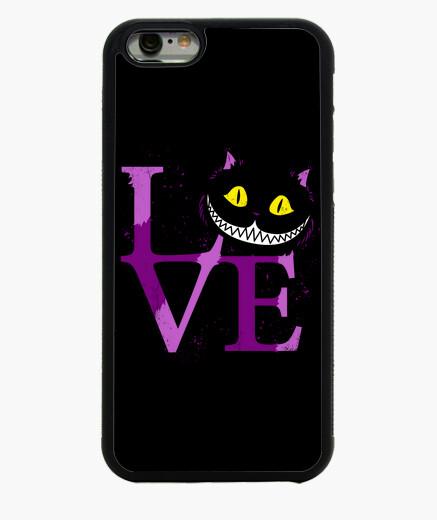 Funda iPhone 6 / 6S Cheshire Love