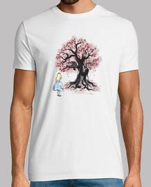 cheshires the sumi-e tree