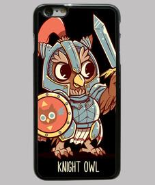 chevalier hibou animal pun - cas de téléphone