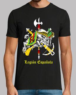 Chèvre  tee shirt  légion mod.01