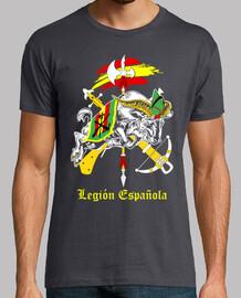 Chèvre  tee shirt  légion mod.02