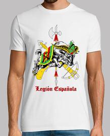 Chèvre  tee shirt  légion mod.03