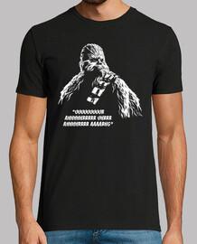 Chewbacca - Uuuuuuuuur Ahhhhhrrrrr Uhrrr (Star Wars)