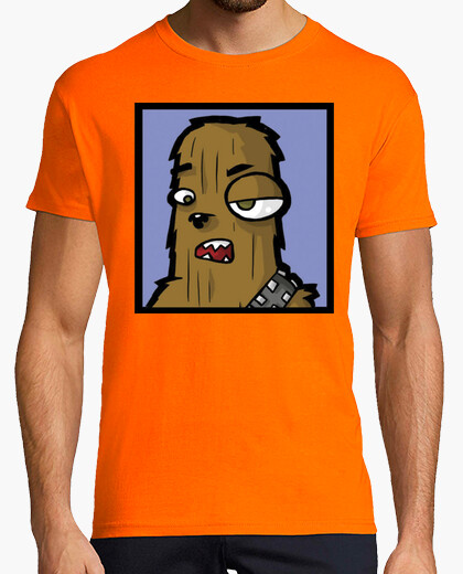Chewbacca Star Wars StarWars camisetas...