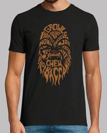 Chewbacca Typographie