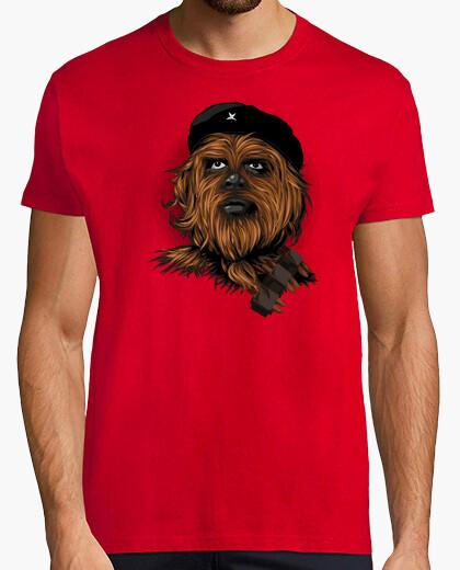Chewi-guevara - t-shirt uomo