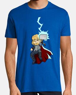 Chibi Thor Avengers
