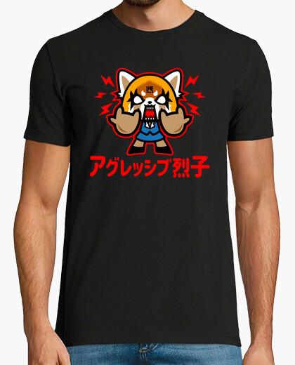Camiseta ChibiAggretsuko