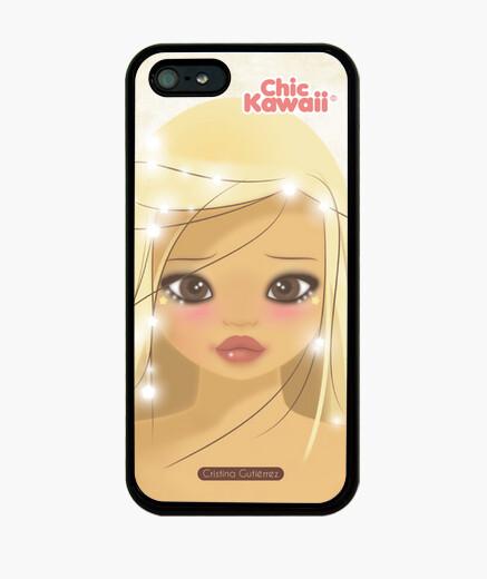 Coque iPhone chic, kawaii