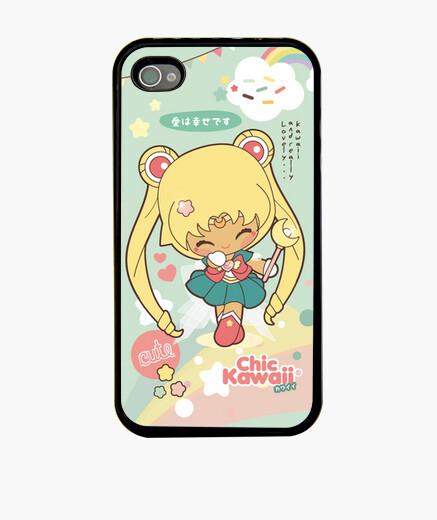 Funda iPhone Chic Kawaii Sailor Moon