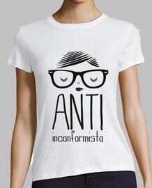 Chica anti inconformista