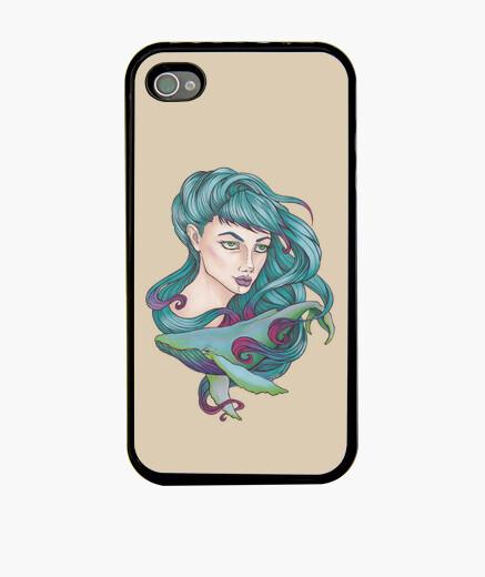 Funda iPhone Chica con ballena
