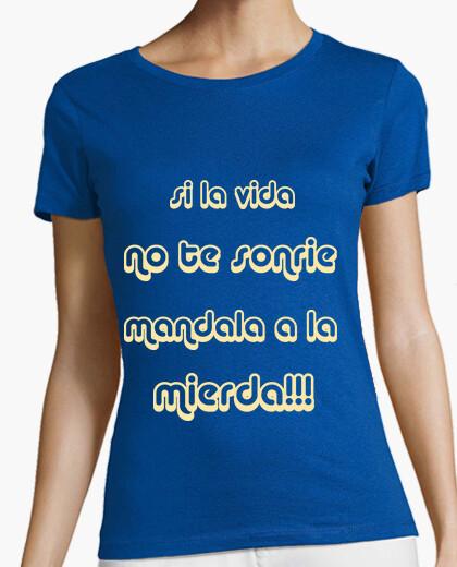 Camiseta Chica, manga corta, army, calidad premium
