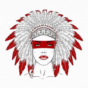 Camisetas chica nativa