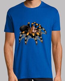 Chica y tarantula (Chico Amarillo)