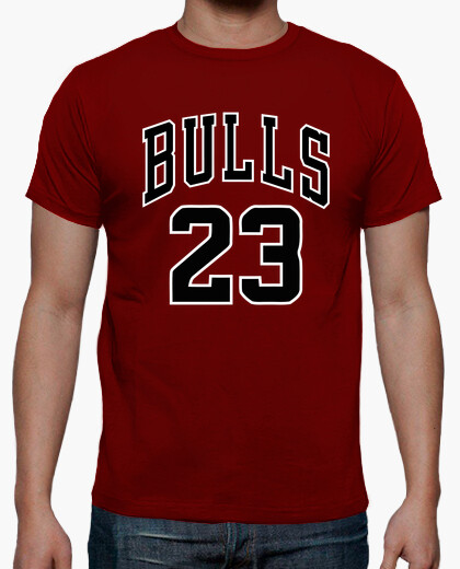 Camiseta Chicago Bulls 80s
