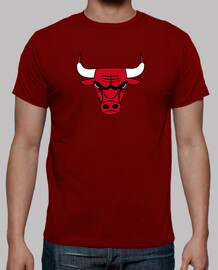 Chicago Bulls Camiseta Rojo