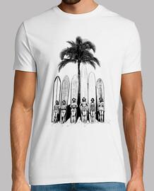 chicas de surf vintage - vieja escuela