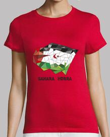CHICA.Sahara (Inspiración Picasso)