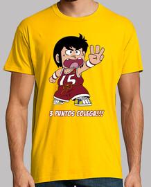 Chicho Terremoto - 3 Puntos Colega!!!