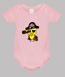 chick pirata