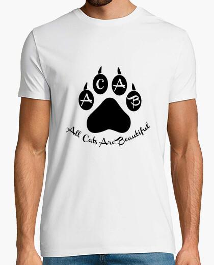 Camiseta Chico - All Cats Are Beautiful