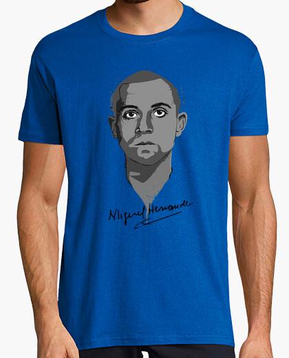 Camiseta Chico - Miguel Hernández firma
