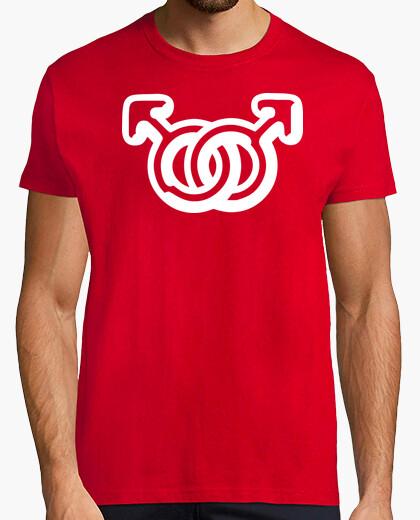 Camiseta Chico   chico dia del orgullo gay