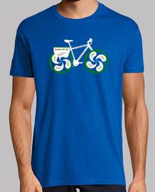 Chico Bicicleta EuskadienBTT