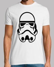 Chico Star Wars - Soldado Imperial